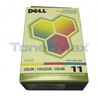 DELL V505 INK CARTRIDGE COLOR HY